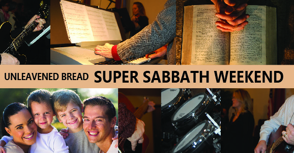 Super Sabbath Weekend